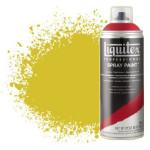 Pintura en Spray amarillo medio azo 0412, Liquitex acrílico, 400 ml.