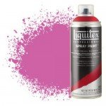 Pintura en Spray Magenta medio 0500, Liquitex acrílico, 400 ml.