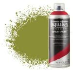 Pintura en Spray Amarillo cadmio medio 1, 1830, Liquitex acrílico, 400 ml.