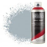 Pintura en Spray Gris neutro 7, 7599, Liquitex acrílico, 400 ml.