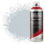 Pintura en Spray Gris neutro 8, 8599, Liquitex acrílico, 400 ml.