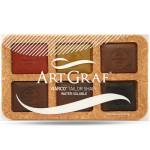 ART GRAF Tailor Shape Caja Corcho Surtido de 6 Colores