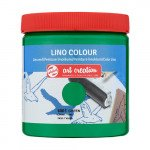 Tinta Linograbado Color Verde 6001, 250 ml. ArtCreation