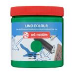 Tinta Linograbado Color Verde 6001, 250 ml. ArtCreation