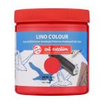 Tinta Linograbado Color Rojo 3018, 250 ml. ArtCreation