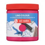 Tinta Linograbado Color Rosa Chicle 3500, 250 ml. ArtCreation