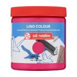 Tinta Linograbado Color Rosa Chicle 3500, 250 ml. ArtCreation