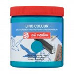 Tinta Linograbado Color Verde Turquesa 6026, 250 ml. ArtCreation