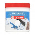 Tinta Linograbado Color Blanco 1000, 250 ml. ArtCreation
