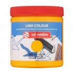 Tinta Linograbado Color Amarillo Sol 2022, 250 ml. ArtCreation