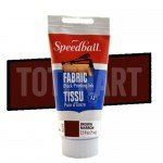 Tinta xilografia textil marron Speedball 75 ml.