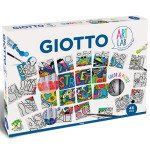 Giotto Maxi Art Lab: Set Color & Puzzle