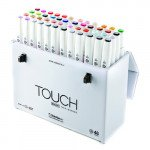 TOUCH TWIN 48 brush marker set