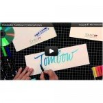 Rotulador Tombow. Videos y tutoriales