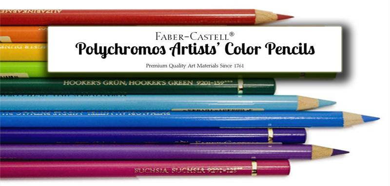 Lápices Polychromos Faber-Castell