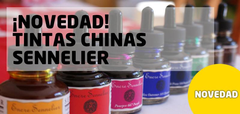 Novedad Tinta China Sennelier
