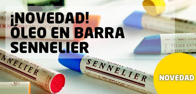 Novedad Óleos Barra Sennelier