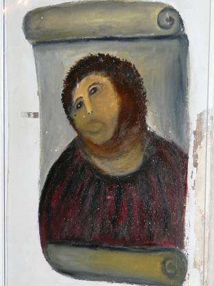 Ecce Homo en Totenart