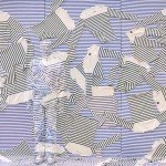 El artita Liu Bolin pintado desaparecer con un fondo de ropa - Directorio de Noticias de totenart