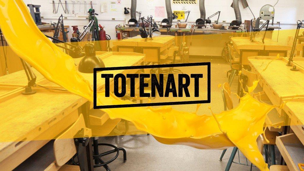 Totenart, marca gráfica