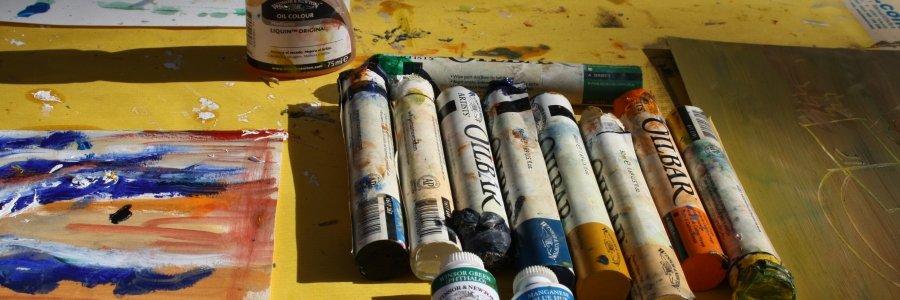 Reflexiones sobre los talleres de Oleo en Barra