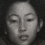 Cuadro de chica con clavos e hilo - Noticias de arte
