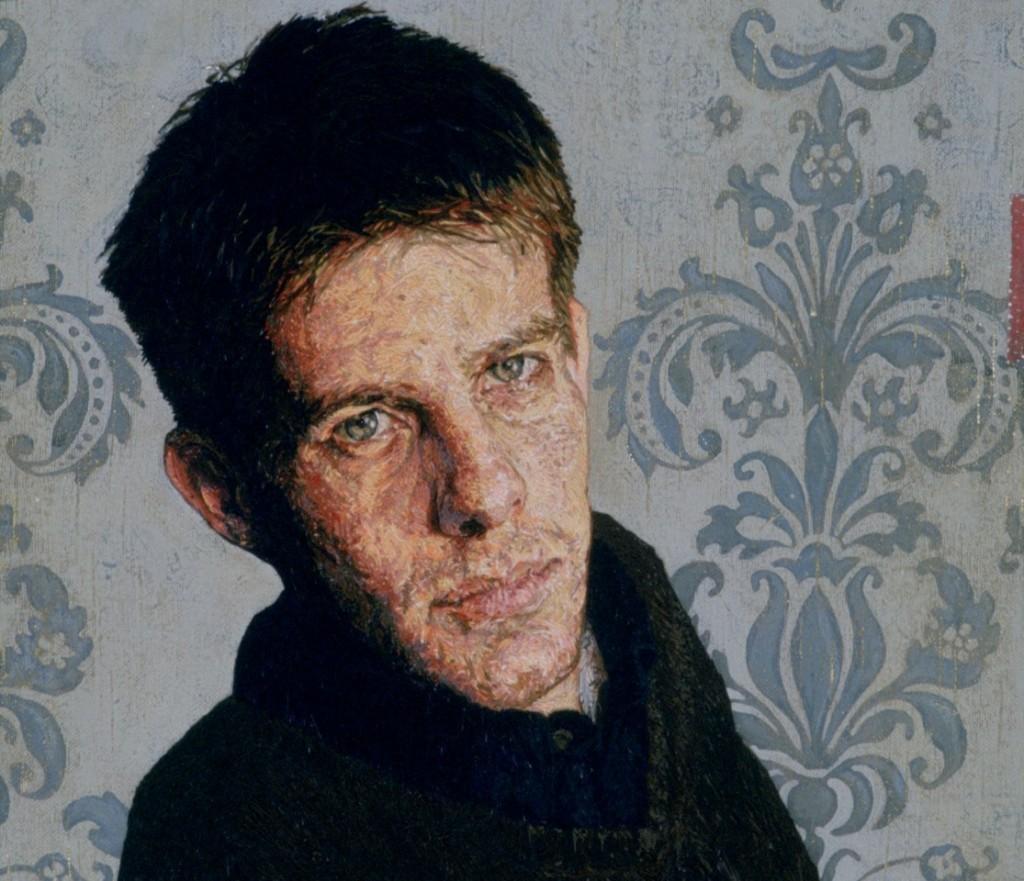 Retrato de lana hecho por Cayce Zavaglia