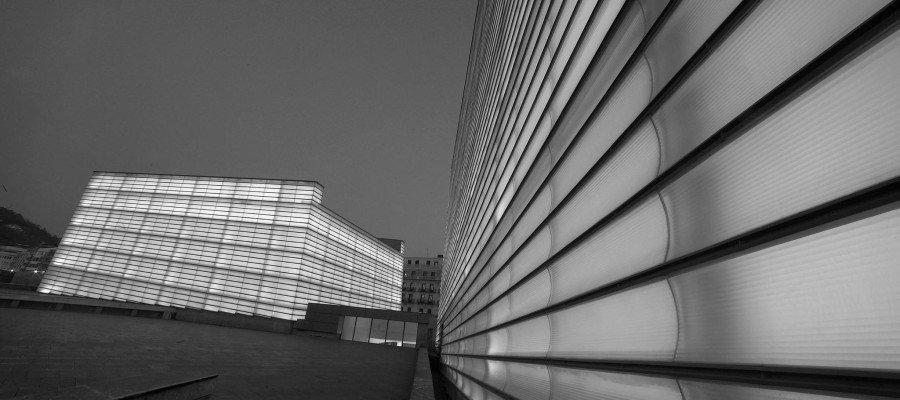 El Kursaal, sede de Donostiartean 2014