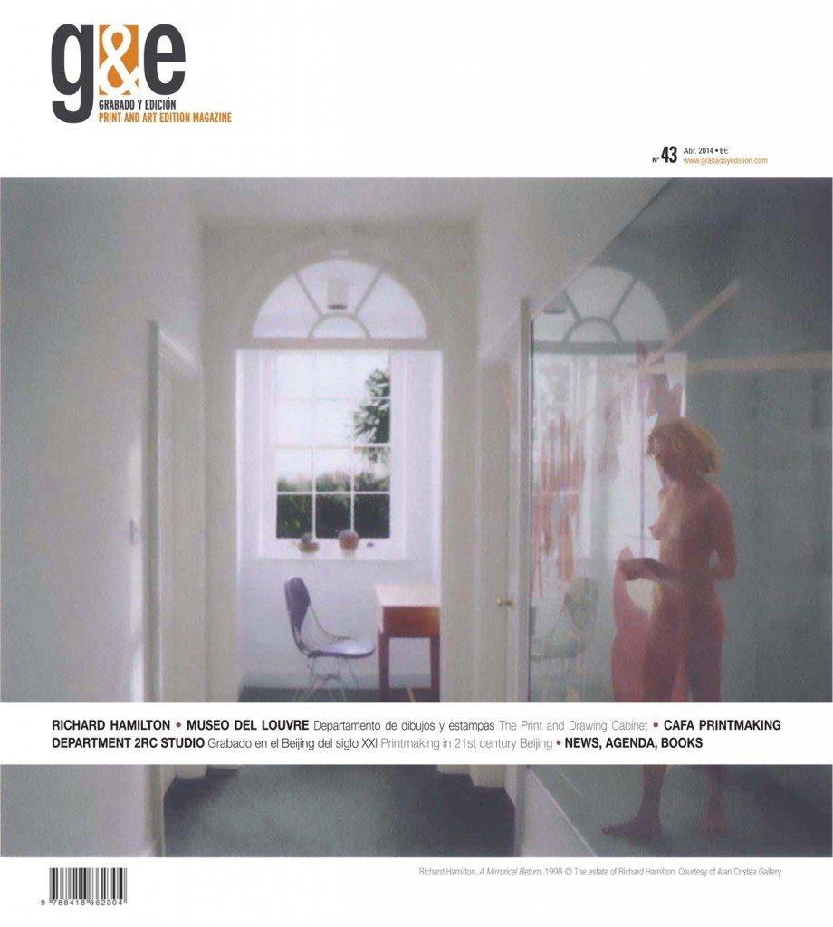 Revista Grabado y Edición número 43