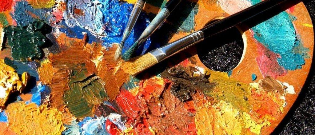 Pintura al oleo guia para principiantes noticias de arte for Paleta de colores pintura