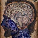 Tatuajes en arte cientifista- Ramon Maiden