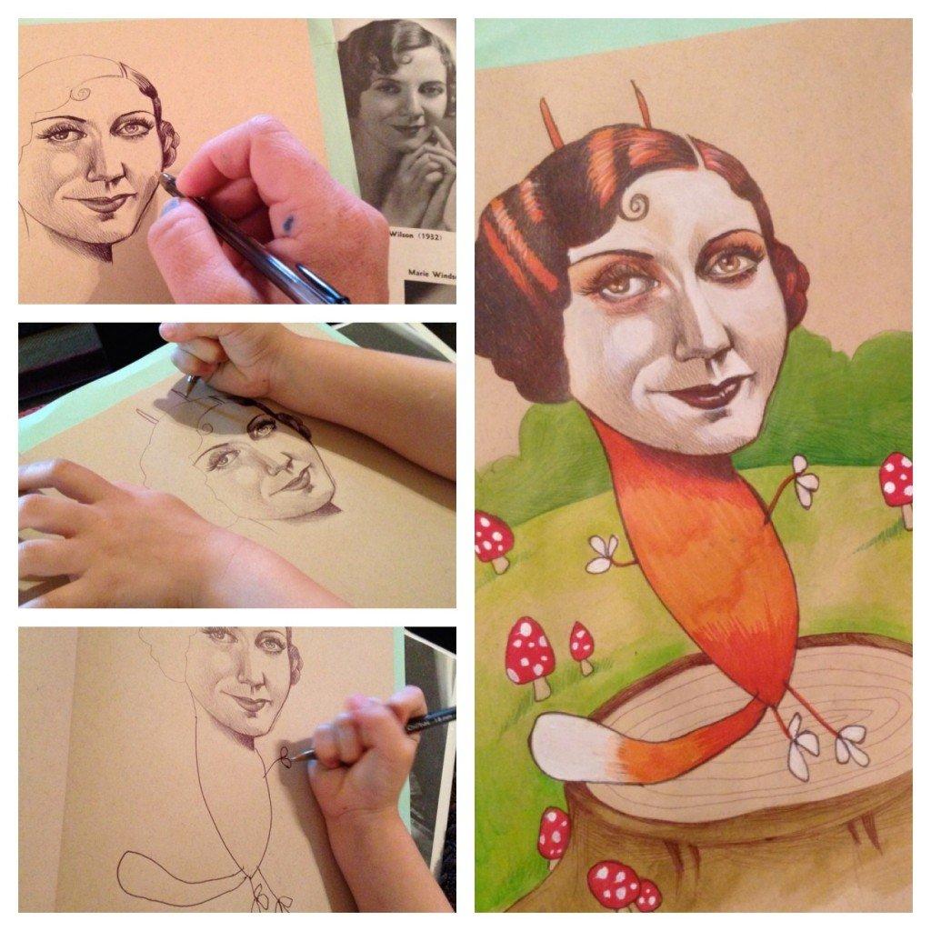 Arte con niños