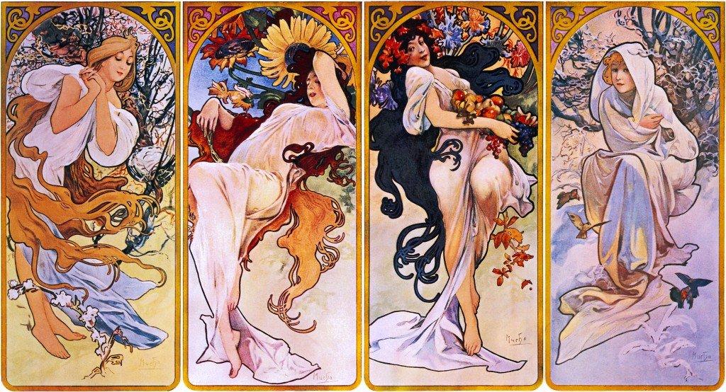 serie-cuadros-mucha-galeria-totenart-material-bellas-artes