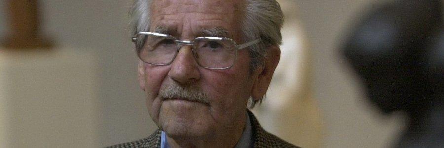 Fallece el maestro escultor Silvestre de Edeta