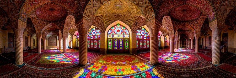 Mohammed Domiri o Fotografias diferentes de mezquitas