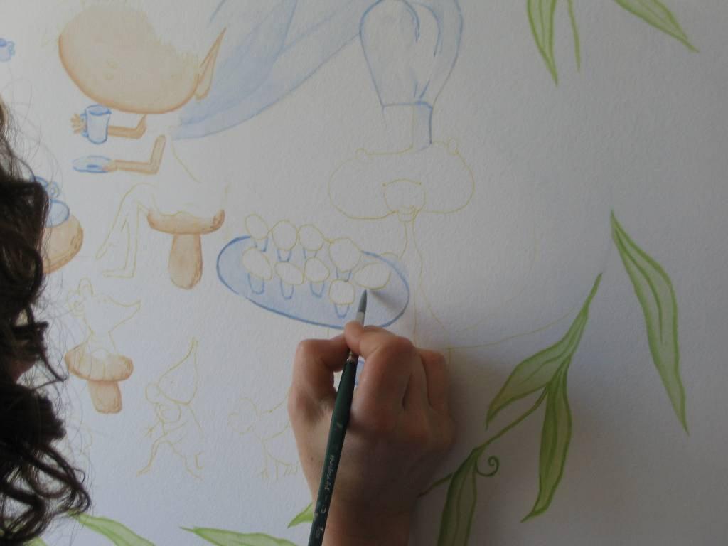 Cómo iniciarse en la pintura decorativa - Noticias totenart