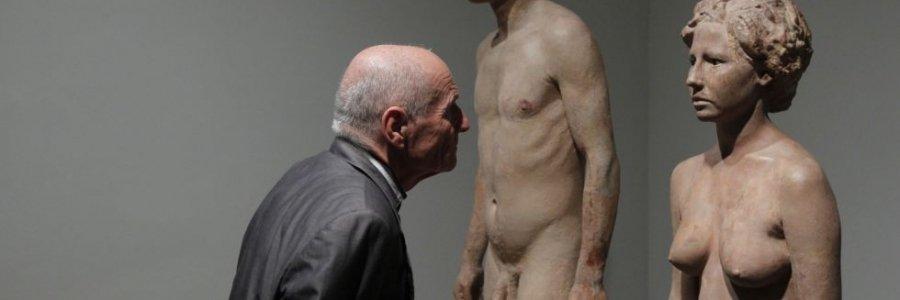 La escultura exenta o bulto redondo