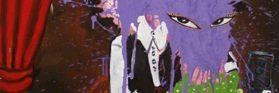 Patricia Gadea, pintora de la movida