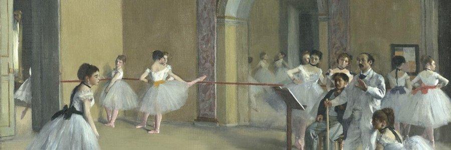 La oscura verdad de las dulces Bailarinas de Degas