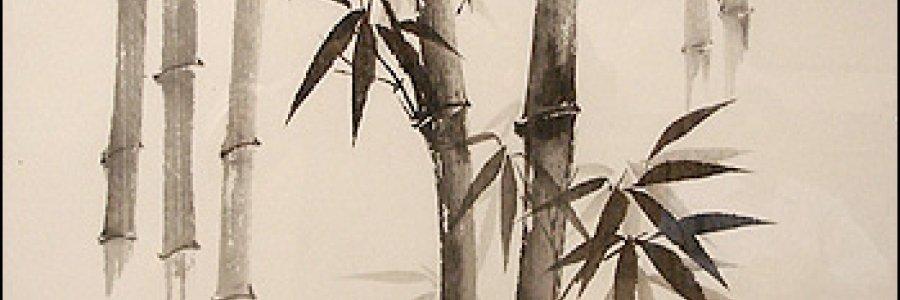 Conoce un poco más acerca de la pintura japonesa Sumi-e