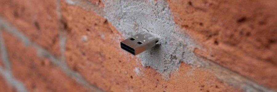 USB escondido, un dead drop en Valencia
