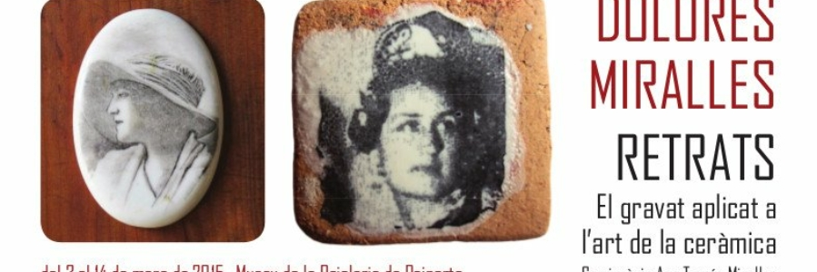 Exposición en Paiporta de Lola Miralles