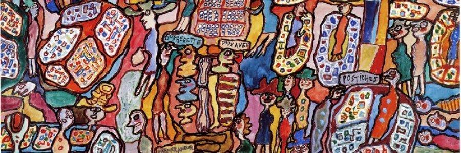 ¿Qué es el Art Brut?
