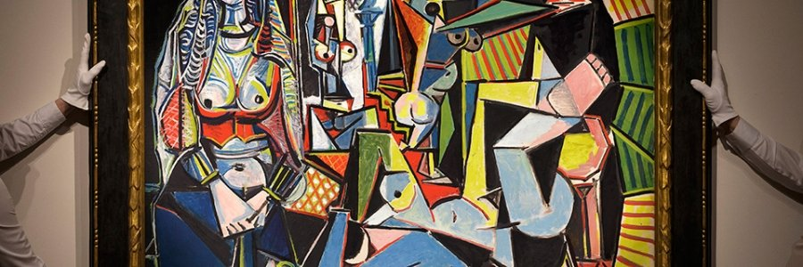 Les femmes d'Alger de Picasso puede ser la obra más cara vendida por Chrisite's