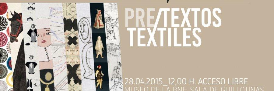 La Escuela Superior de Diseño de Madrid expone «Pretextos Textiles»
