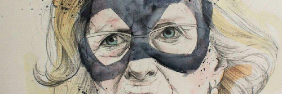 Diseño electoral, los dibujos de Manuela Carmena