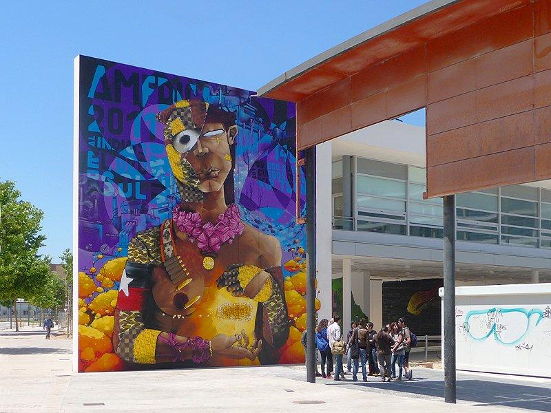 La upv revalida el t tulo como mejor universidad para for Universidad de arte