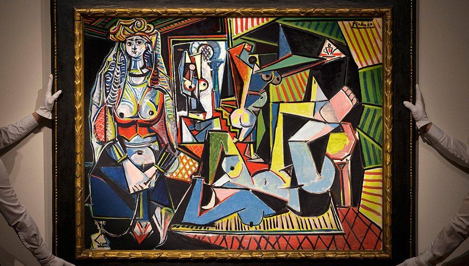 Resultado de imagen de La obra de Picasso