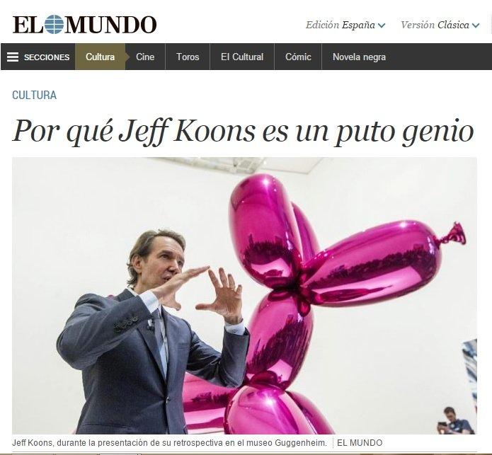 jeff-koons-titulares-noticias-totenart-el-mundo