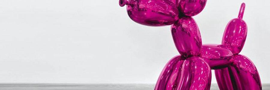 Los mejores titulares de Jeff Koons y su llegada al Guggenheim